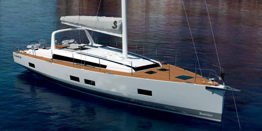 Sailing Greece With Beneteau Oceanis 55